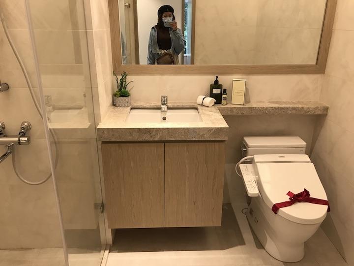 晴山學特區樣品屋浴室廁所