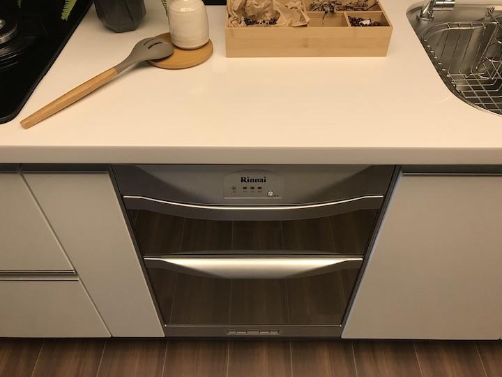 Rinnai洗烘碗機