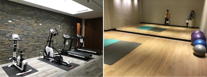 健身房,瑜伽教室